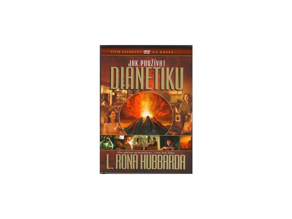 DVD jak používat dianetiku