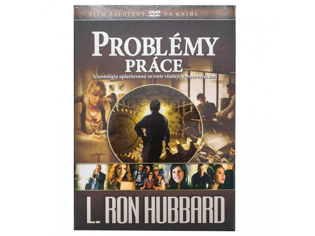 DVD problémy práce