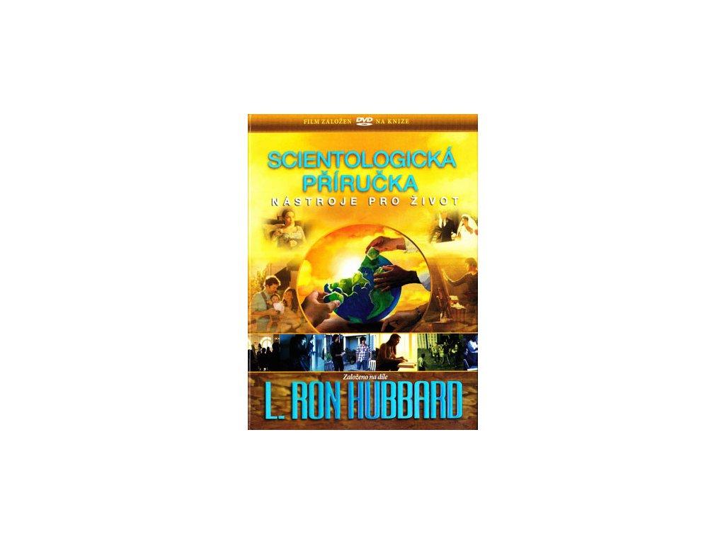 DVD Scientologická příručka nástroje pro život