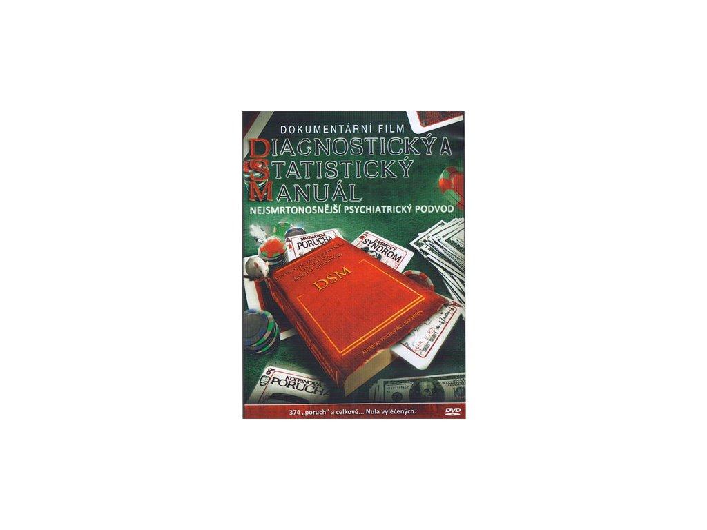 Diagnostický a statistický manuál DVD