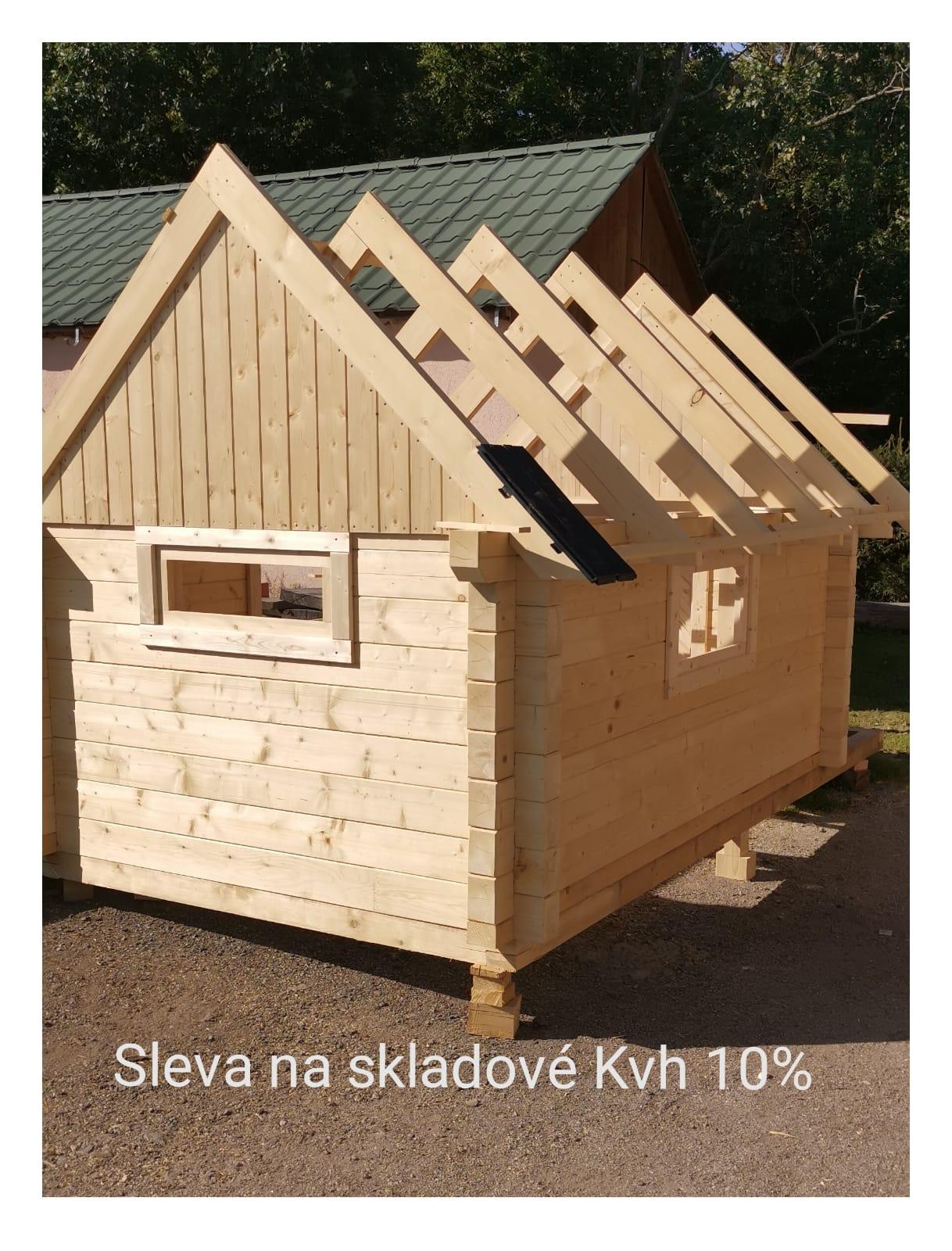 Stavíme ze dřeva