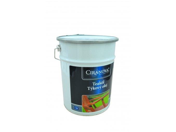 Ciranovateakovy olej 5L