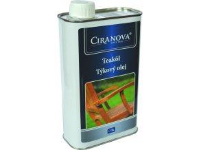 Ciranova Teakovy olej 1L
