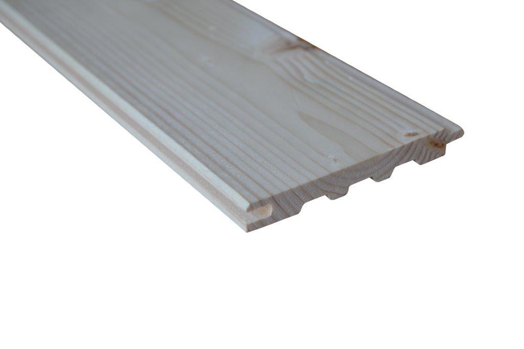 Palubky SM Klasik Standard 12x121x2100 mm