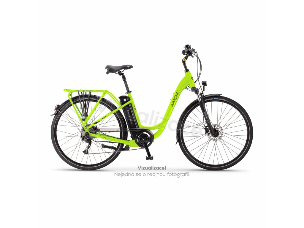 APACHE WAKITA TOUR lime green