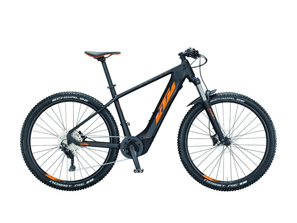 021324108 MACINA TEAM 293 L 48cm black matt orange black glossy