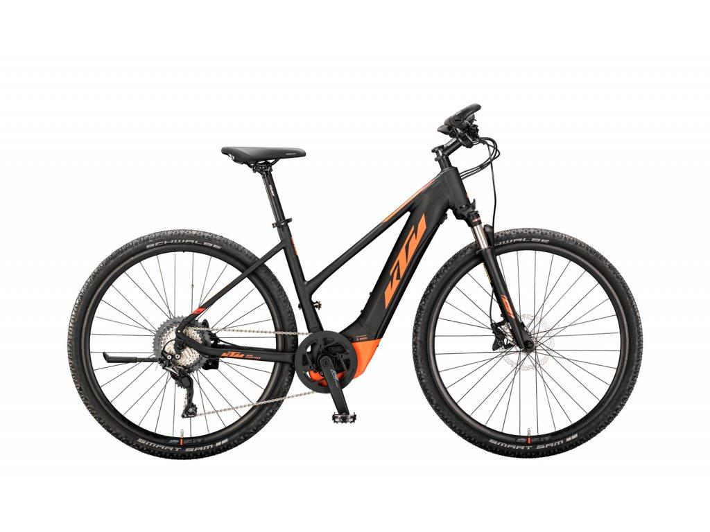 020441206 MACINA CROSS 620 D 46 black matt orange