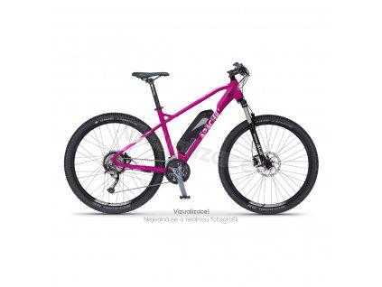 APACHE YAMKA E4 ruby purple