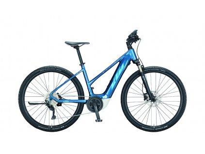 021349206 MACINA CROSS P610 D 46cm denim blue white