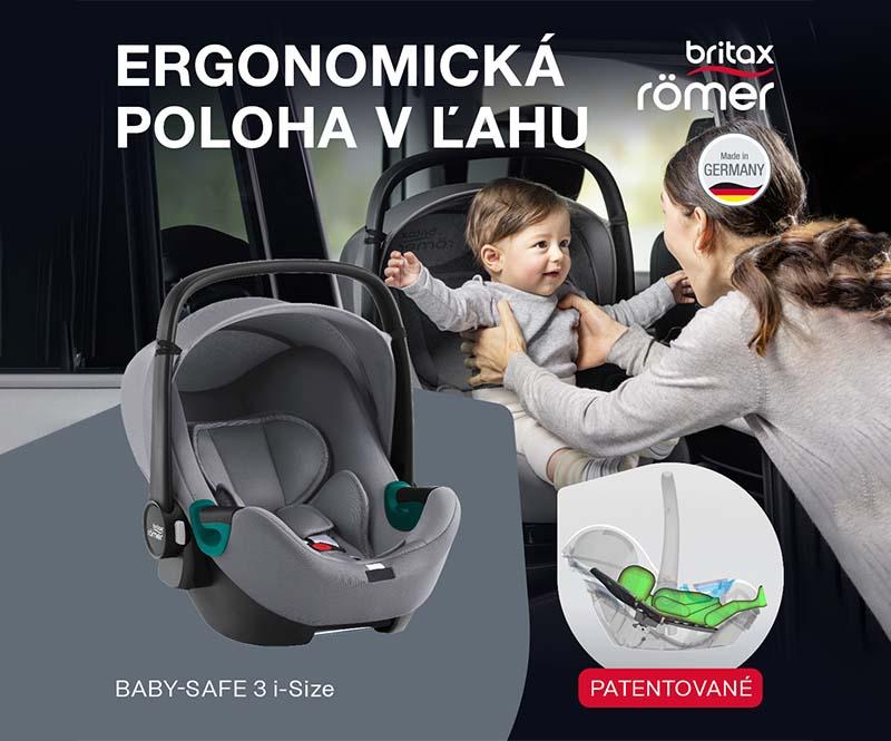Britax Baby-Safe3