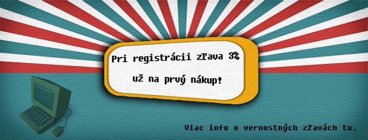 Registračná zľava