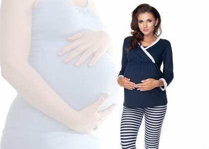 Tehotenské, dojčiace pyžamá - nočné košele