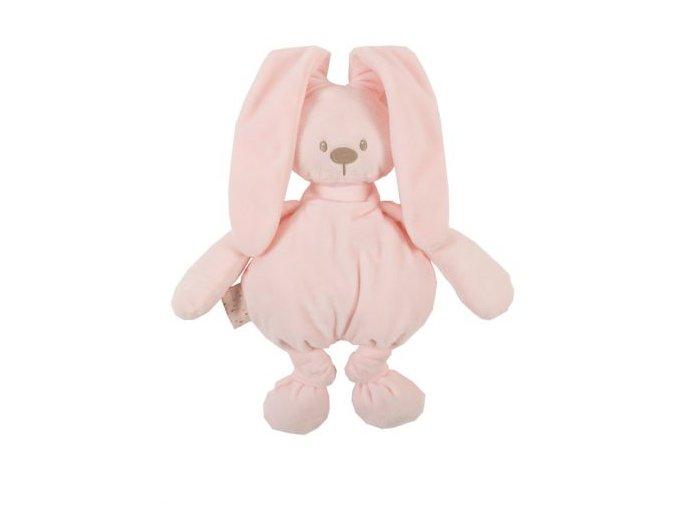 Plyšový zajačik Lapidou -cuddly pink 36cm