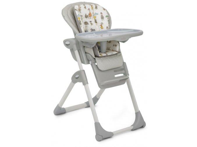 Detská stolička - JOIE MIMZY 2v1