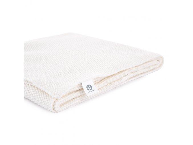 Deka Harmony Innocence White 100% bavlna 80x100 cm