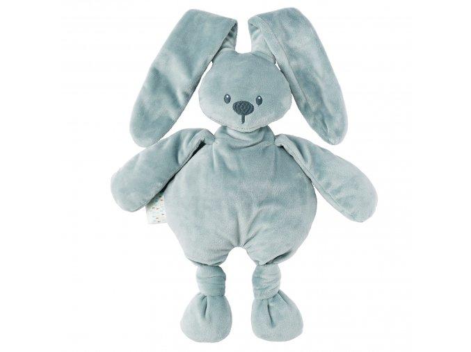 Plyšová hračka zajačik cuddly - coppergreen 36 cm