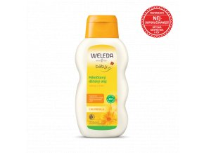 WELEDA Nechtíkový detský olej 200ml