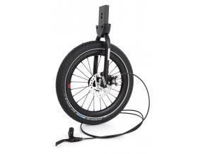 HAMAX Outback Jogger Kit - športové set vrátane brzdy a lanka