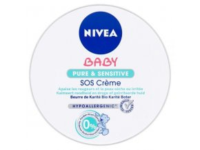 NIVEA Baby Nutri sensitive SOS krém 150ml
