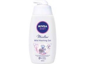 NIVEA Baby Micelárny mycí gél 500 ml