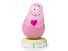 PABOBO Svetielko Lumilove Barbapapa Pink