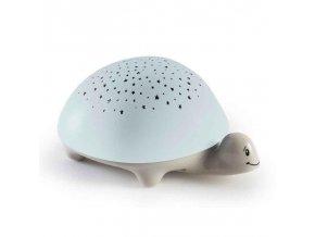PABOBO Projektor s melódiou korytnačka Gray