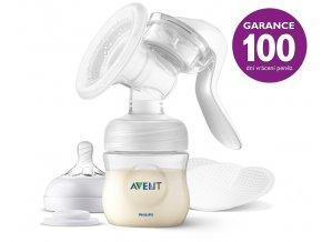 Philips AVENT Odsávačka materského mlieka manuálna