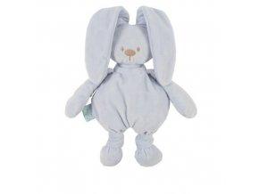 Plyšový zajačik Lapidou -cuddly BLUE 36cm