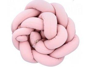 Mantinel/Vrkoč - ružový 210cm