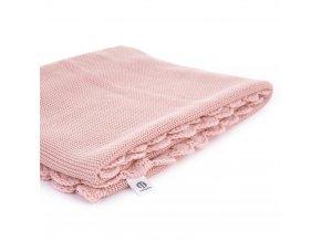 Deka Harmony Cute Pink 100% bavlna 80x100 cm