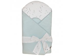 printed cotton swaddle blanket with coconut (4)