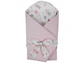 velvet cotton swaddle blanket (3)