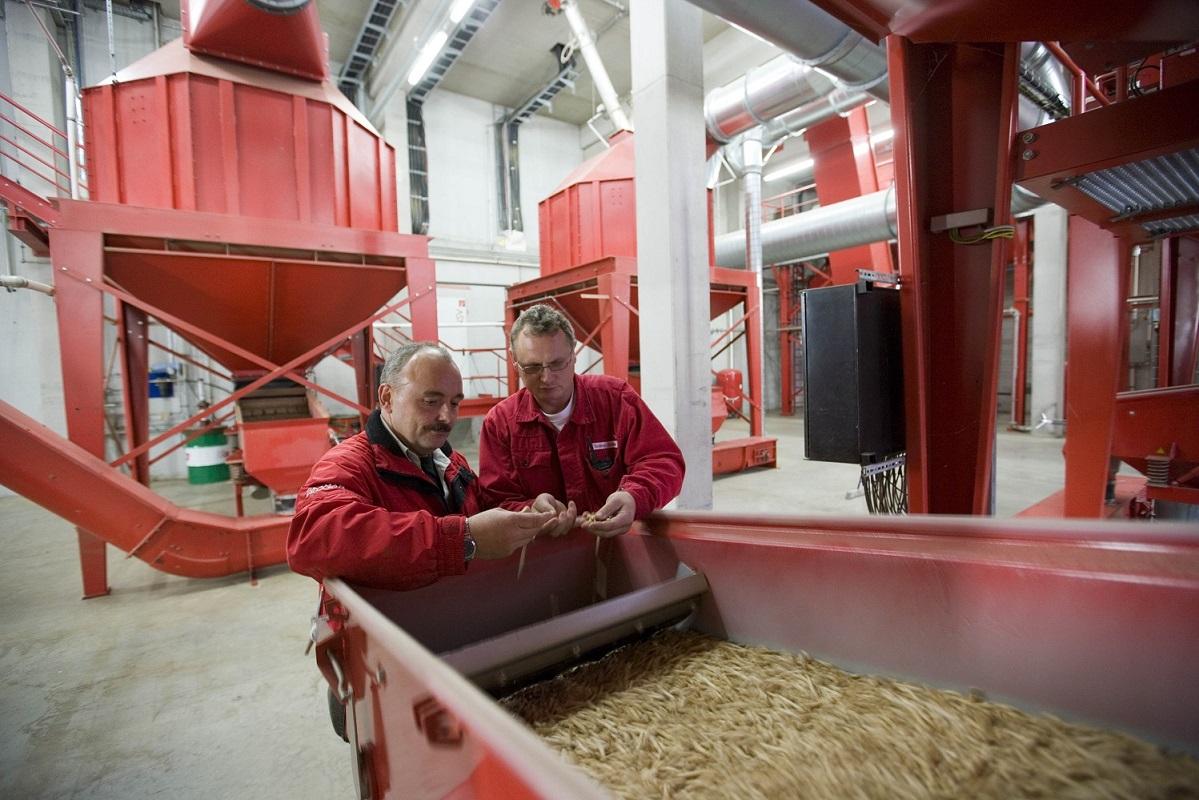 Obliba peletového vytápění roste - výroba dřevních pelet má nové rekordy