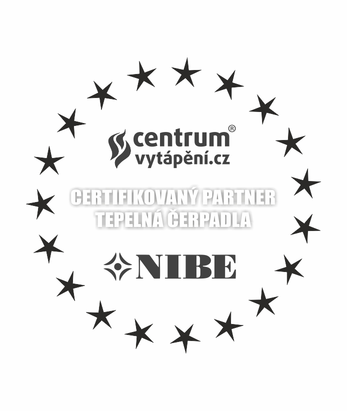 Certifikovaný partner NIBE Centrum vytápění