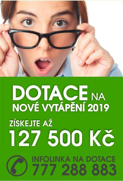 KOTLÍKOVÁ DOTACE 2019