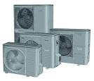 Tepelná čerpadla vzduch-voda