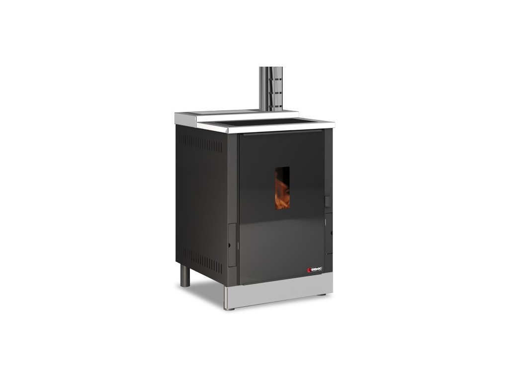 UNGARO KUCINA - Automatický kuchyňský sporák na pelety