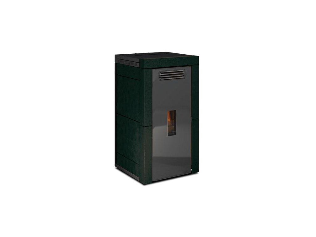 UNGARO MAIA BLEND CLASSIC 24 - Krbová kamna na pelety s výměníkem