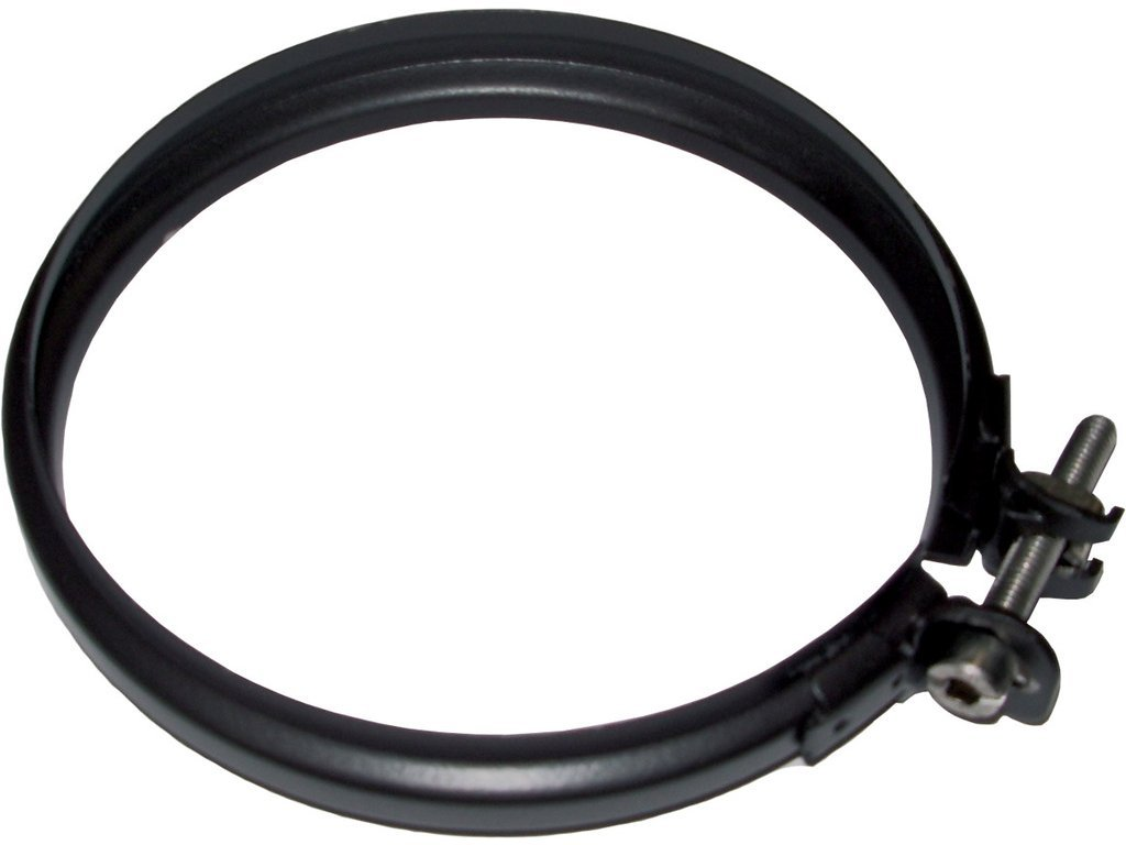 Fixační spona 100 mm - kouřovod pro peletová kamna