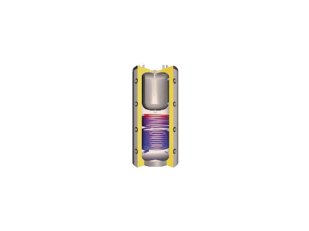 Schindle+Hofmann THKE 1000 Kombinovaná akumulační nádrž s výměníkem