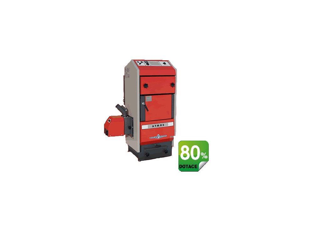 Atmos D 40 P - Automatický kotel na pelety - KOTLÍKOVÁ DOTACE