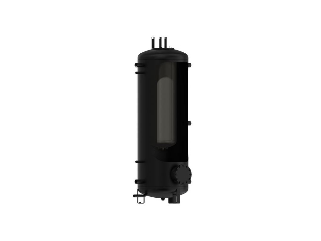 DRAŽICE NADO 1000/200 v1 - Akumulační nádrž s vnitřním zásobníkem, bez izolace