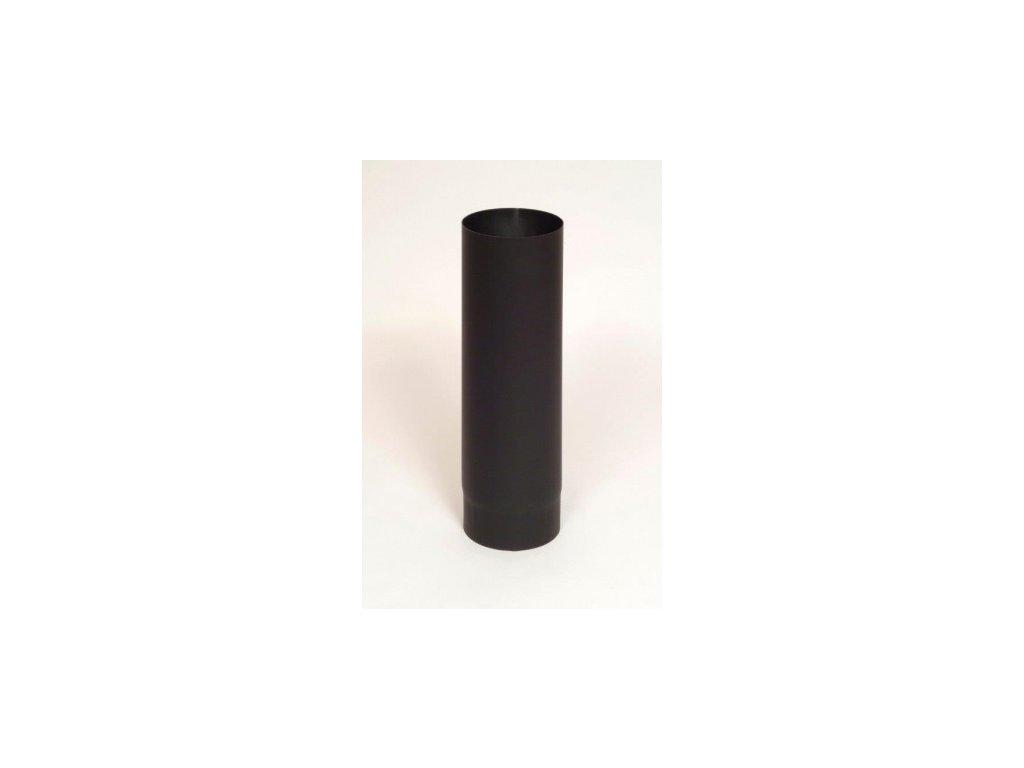 MORAFIS kouřovod - trubka 1,5mm - Ø130/500 mm