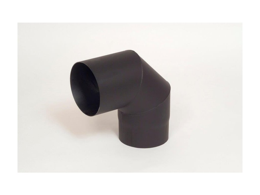 MORAFIS kouřovod - koleno Ø130mm/90°