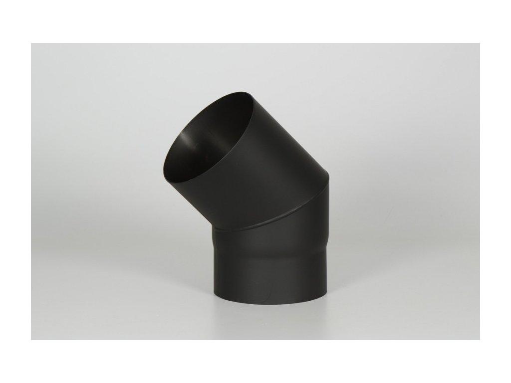 MORAFIS kouřovod - koleno Ø150mm/45°