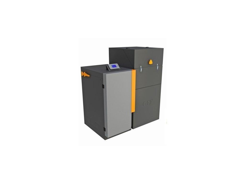 Benekov C 17 Premium - Automatický kombinovaný kotel na pelety a uhlí - KOTLÍKOVÁ DOTACE