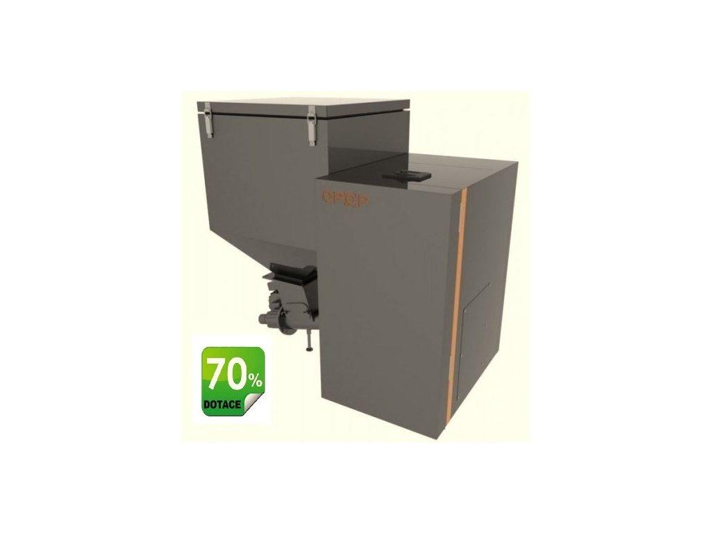 Opop H815-A - automatický kotel na uhlí