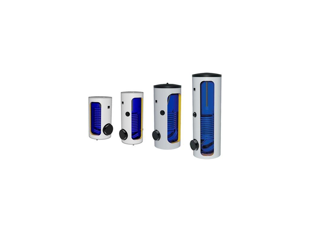 DRAŽICE Zásobník teplé vody OKC 250 NTR/BP - stacionární nepřímotopný