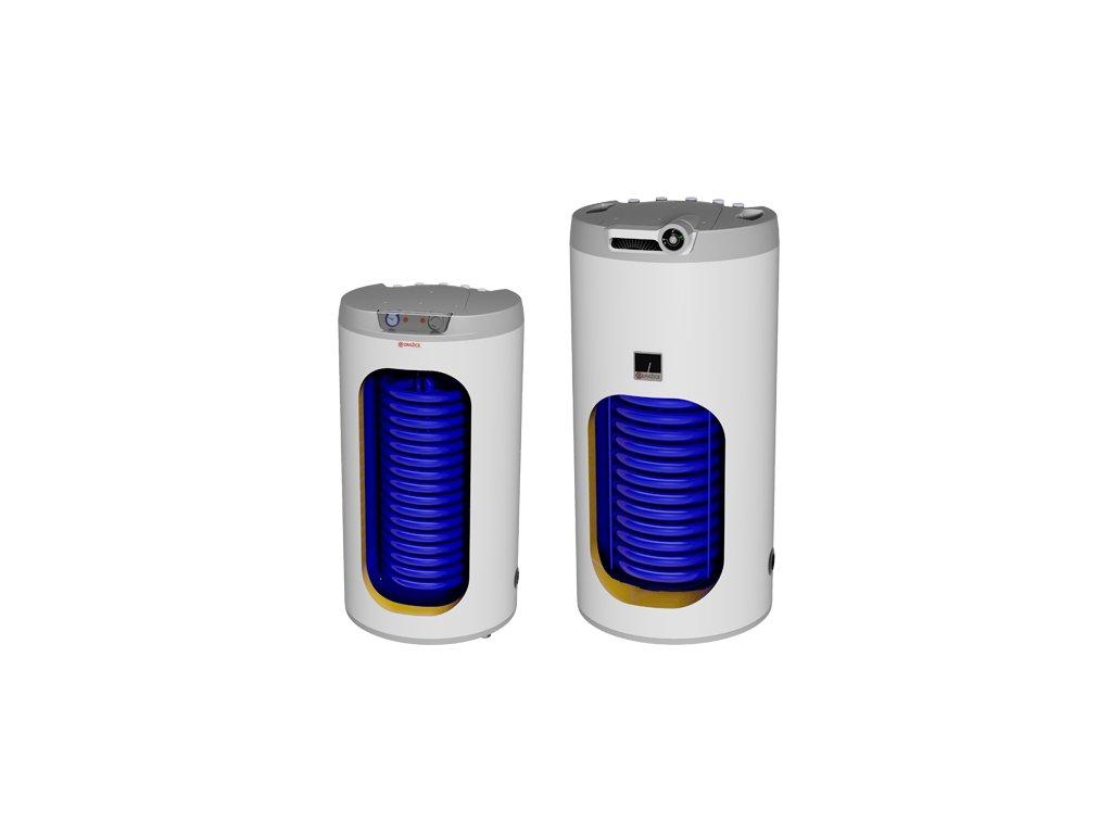 DRAŽICE Zásobník teplé vody OKC 100 NTR/HV - stacionární nepřímotopný