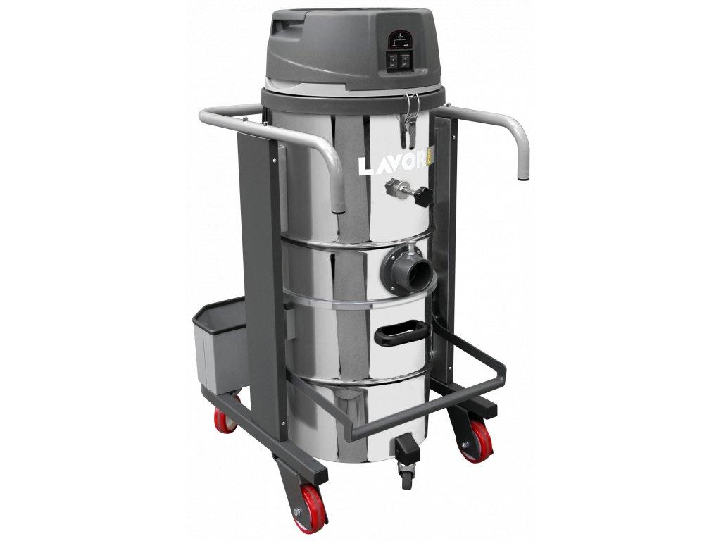 Lavor PRO - Průmyslový vysavač pro suché a mokré vysávání SMX 77 3-36